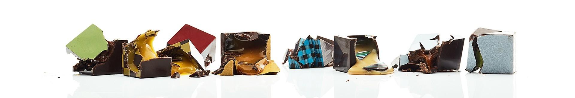 Praline saldainių rinkiniai | ALI šokoladinė